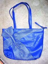 MARC ECKO purse Royal Bow tote Shoulder Bag handbag red lined