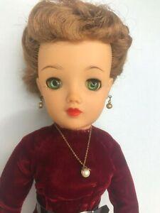 "Vintage Ideal Miss Revlon Doll 18"""