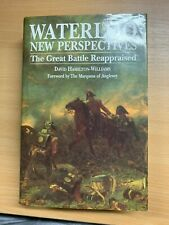 "1999 "" Waterloo - Neuf Perspectives "" Bataille Reappraised Illustrée Livre"
