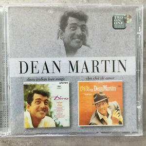 DEAN MARTIN: Dino / Cha Cha De Amor (UK CD EMI 8 55393 2 / Stereo / neu)