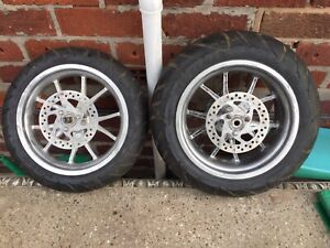 10 inch pit bike wheels