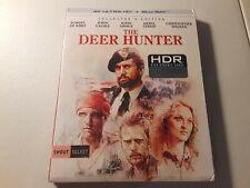 The Deer Hunter (4K Ultra HD+Blu-ray) Shout Select RARE SLIPCOVER BRAND NEW