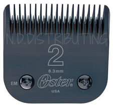 Oster Titan # 2 Diamox Detachable Clipper Blade #76918-686 76, Powerline NEW