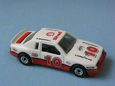 Matchbox Buick Le Sabre Race Car White Body Shell UB