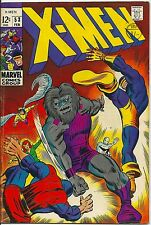 X-Men 53 Marvel Silver Age 1969 First Barry Windsor-Smith Comic Art