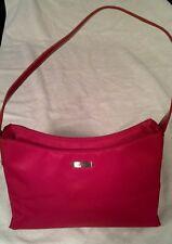 Esprit Shoulder Bag, Handbag, Purse cranberry red * Free Shipping! *