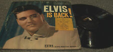"Elvis Presley ""Is Back"" RCA VICTOR GATEFOLD LP #LPM-2231"