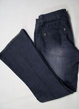 Dorothy Perkins Dark Blue Kick Flare Ladies Jeans Size 8  J5850