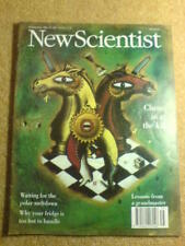 NEW SCIENTIST - CHESS - 4 Sept 1993 #1889