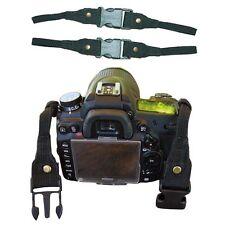 TREKKING Sangle de caméscope boucles. connecteurs pour SAFARI harnais etc 12311.