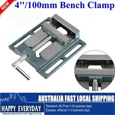 Heavy Duty 4''/100mm Drill Press Vice Bench Clamp Woodworking Drilling Tool NEW