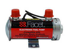 Facet 480532 Red Top Cylindrical Fuel Pump For Classic Mini RTW506