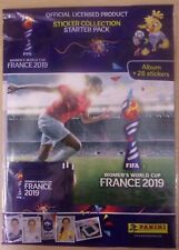 FIFA Women's World Cup France 2019 ~ Panini Sticker Collection ~ Starter Pack