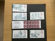 Gb 1978 70p Country Craft series of six .booklets one with left selvedge.