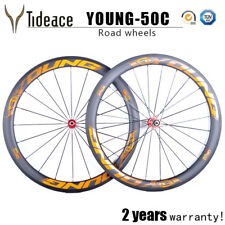 700C*25MM Full Carbon Road Bike Wheels 50mm Carbon Racing Bicycle Wheelset