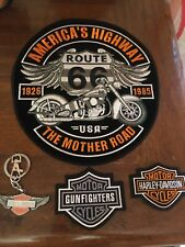 Toppe Patch termoadesive Harley DAVIDSON BIKERS CHOPPER