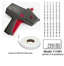 New Monarch 1110 Price Gun 1110-01 Free Shipping Authorized Monarch Dealer