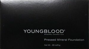 Youngblood Pressed Compact Mineral Foundation - .28 oz / 8 g