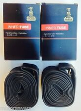 2 x Raleigh Road Bike Inner Tubes 700 x 19c  With Presta Valves
