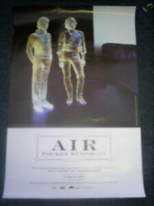 Air - Pocket Symphony (Promotional Poster)