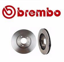 2 Pack GENUINE Brembo Front Brake Disc Rotor Set Pair for Honda S 2000 S2000