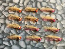 Christmas Island Special Bonefish Fly Fishing Flies Flats Assortment