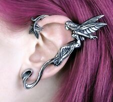 NWT Whispering Fairy Ear Wrap Left Earring Alchemy Gothic E389 Faerie Earwrap