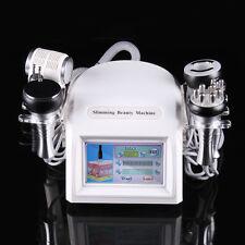 8in1 40K Cavitation Vacuum Multipolar RF BIO Body Slimming Weight Loss Machine U