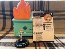 Fantastic Four Valeria Von Doom Chase Heroclix Figure 063!