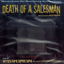 Death Of A Salesman/Rashomon - OST | Alex North & Rosenthal | CD NEU