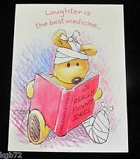 Leanin tree get well greeting greeting cards for sale ebay leanin tree birthday dogs greeting card multi color notions series p58 m4hsunfo
