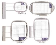Stickrahmen 4er-Set für Brother Innovis 800e,1500,2600,V3,V5,V7,XV,1,1e, 4in1-B