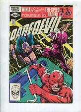 Daredevil #176 (9.2) The Hound and Elecktra Cover -1981