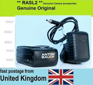 Anton Bauer 7.2V, L-Series Single Charger with Mains AC Adaptor ,5V USB Output