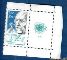 N°2398 - TIMBRE NEUF Henri Fabre France 1986
