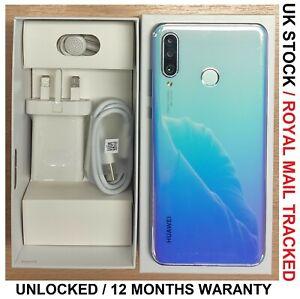 Huawei P30 Lite New Edition 2020 - 256GB Breathing Crystal Dual-SIM SIM FREE