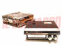 Car Radio Sanyo Années 70 Stéréo 8 Fonctionnel Fiat 1100 124 125 1300 1500 128