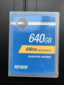 Dell 640GB RD1000 Data Cartridge Removable Hard Disk 4K5GM 3-11