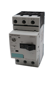Siemens 3RV1011-1DA10 Leistungsschalter für Motorschutz Circuit breaker