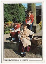 WALES = Welsh National Costume. c.1970. Unused.
