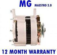 MG Maestro 2.0 Efi Turbo Hatchbackk 1984 1985 1986 1987-1990 Alternador