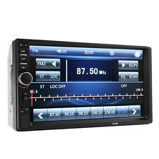 AUTO 2DIN AUTORADIO 7'' BLUETOOTH USB TF MP3 MP5 PLAYER TOUCHSCREEN MIT KAMERA *