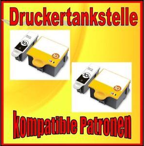 4 Compatible Cartouches Pour Kodak 10 Hero 7.1 Hero 9.1 Hero Bureau 6.1 Haut