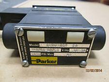 New Other, D1Vw1K5Y Parker Directional Control Valve, 120V, 5000 Psi Max.