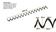 PELLTECH Supporto spirale, 60MM DIAMETRO, CALORE CON biomasse