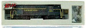 N Scale Atlas Lackawanna H16-44 #934 DCC Ready