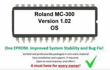 Roland MC-300 - 1.02 UPGRADE EPROM Firmware midi Sequencer OS for MC300