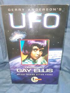 Gerry Anderson UFO Lieutenant Gay Ellis Product Enterprise Action Figure