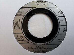"""Village People - Y.M.C.A. - 7"""" Vinyl Single"""