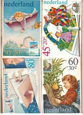 KIND CHILDREN (KINDERZEGEL) 1980 Netherlands maximum maxi card